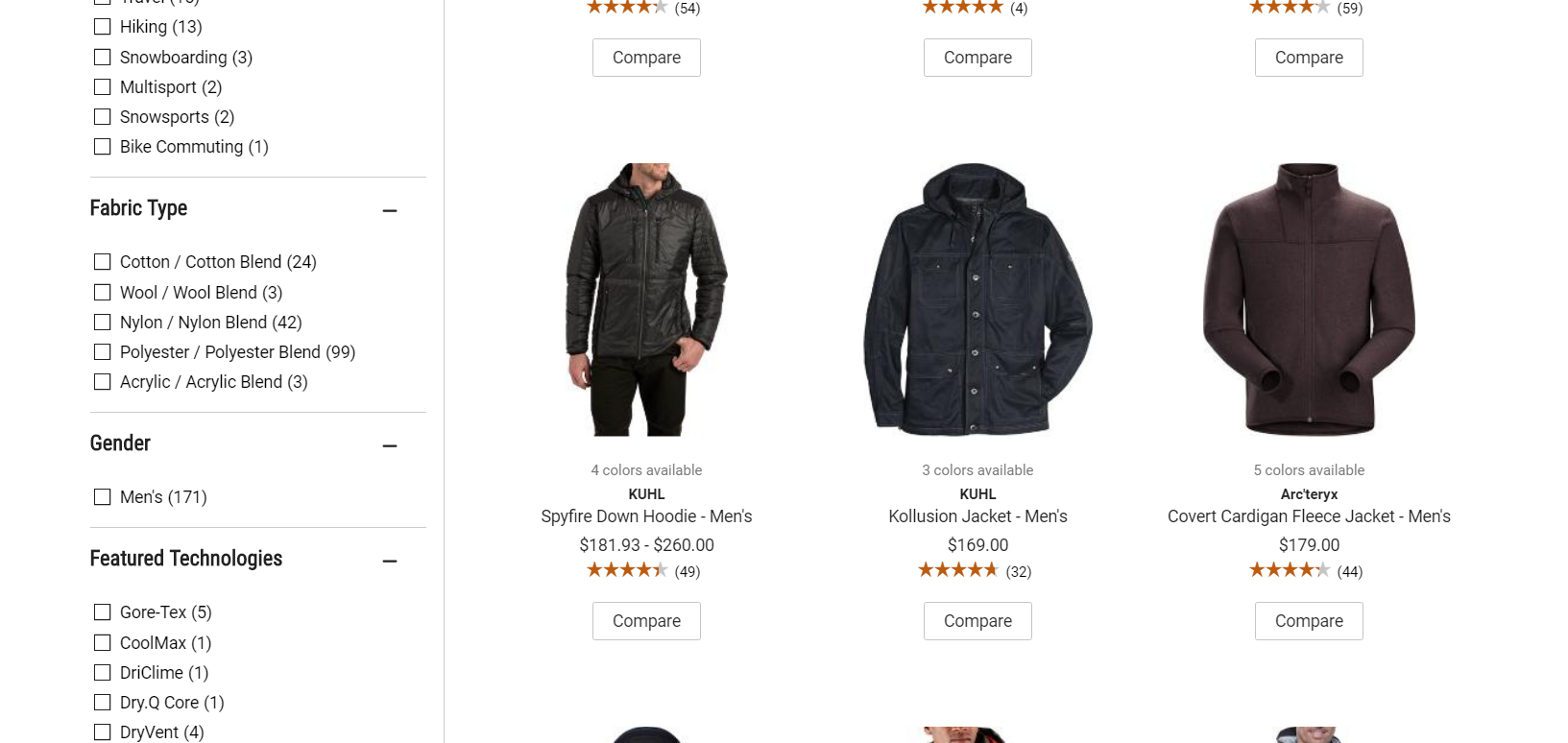 Trust Archives Matts Web Jaket Outwear Vest Cardigan Aristotle The Outdoor Retailer Rei Uses A Different Browse Page Template For Their Outlet Versus Main Store Here Is Stores Listing Of Jackets